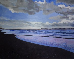Dusk at the Mouth Acrylic NFS