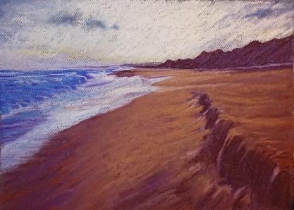 Dusk Waitpinga Beach Pastel NFS