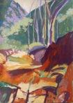 Arkaroola 4 (Bolla Bollana Springs) 59 x 42 cm Acrylic $400 framed