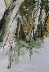 Forest 2 Acrylic 70 x 50 cm