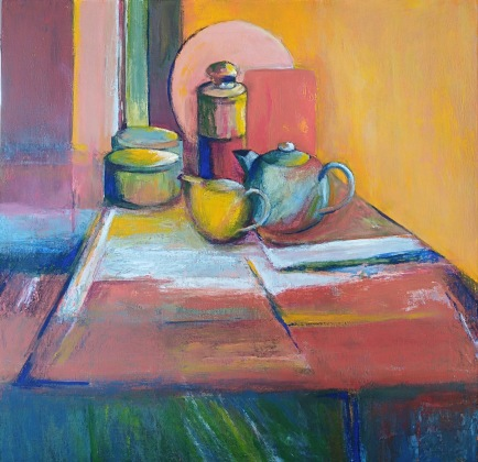 Goolwa kitchen bench Acrylic 45x45 cm