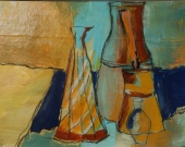 Jugs and vases Mixed media
